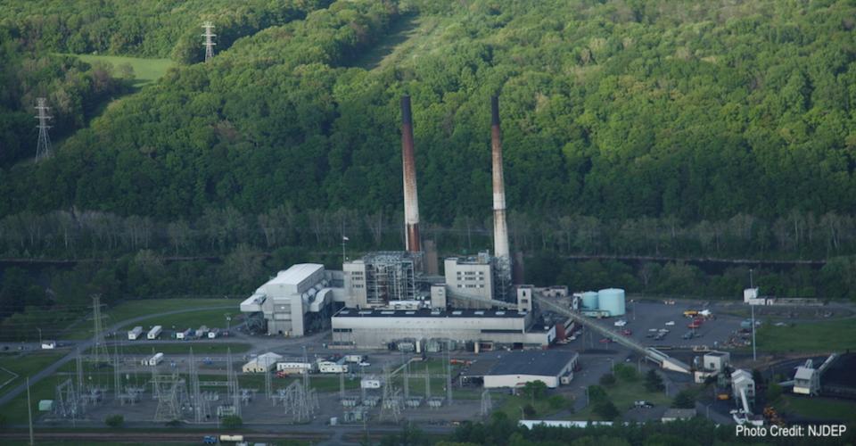 Portland power plant
