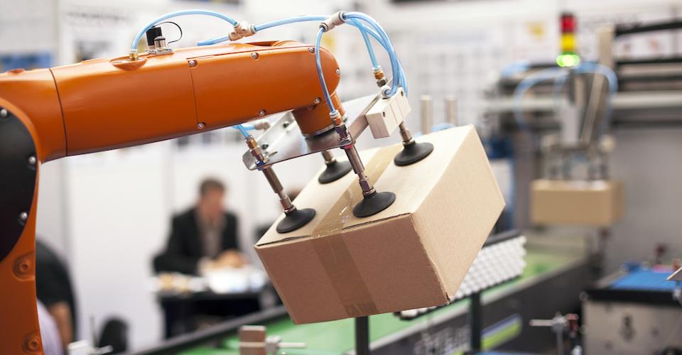 warehouse machine