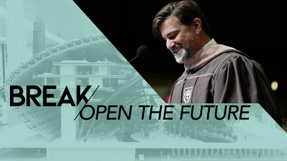 Break Open the Future