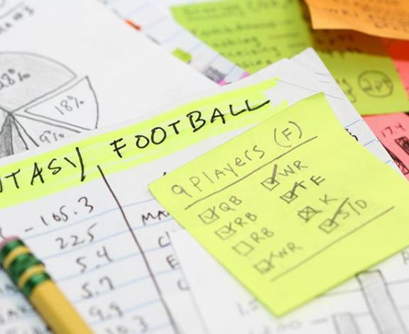 fantasy football documents and stats