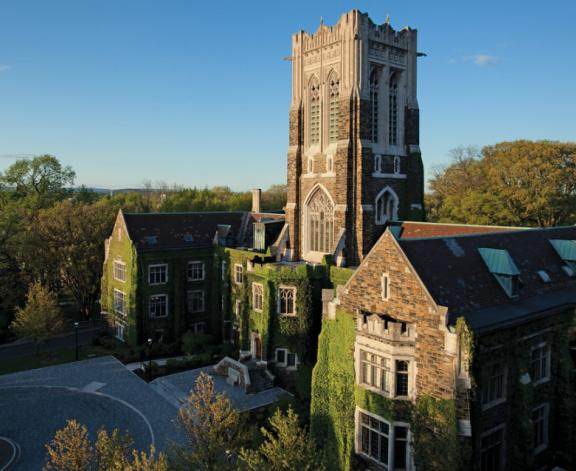 Alumni Memorial Building at Lehigh University